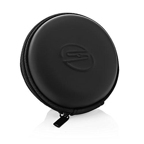 deleyCON SOUNDSTERS Universelle Kopfhörer-Tasche - Case für In-Ear Ohrhörer - Robuster Schutz für Unterwegs - integriertes Fach - für unzählige Kopfhörer passend thumbnail