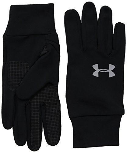 Under Armour Fitness Handschuhe UA Armour Liner Glove schwarz, Medium Jordan Mens Fleece