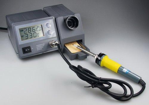 CHILITEC DIGI-931–DISPOSITIVO DIGITAL DE 931  REGULABLE  150–450°C CON PANTALLA LCD
