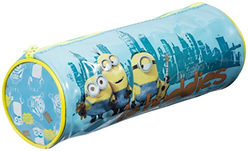 Minions Barrel Pencil Case