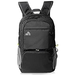 4196Z3zZLuL. SS300 Cobiz Ultralight Packable Camping Zaino Escursionismo Daypack, Water Resistant 30L Pack Handy Pieghevole Laptop Travel Outdoor Zaino per Donna Uomo Bambini