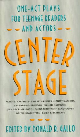 Center Stage: One-Act Plays for Teenage Readers