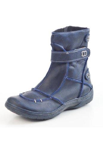 Manitu 990535 Damen Fashion Halbstiefel & Stiefeletten Blau (marine 5)