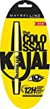 #1: Maybelline Colossal Kajal, Black, 0.35g