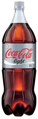 Coca Cola - Coca Cola Light - 2l inkl. Pfand (Coca Cola 2 Liter)