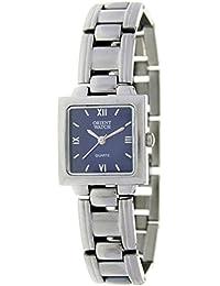Amazon.es  Orient - Cuadrado   Mujer  Relojes be7817fa7c63