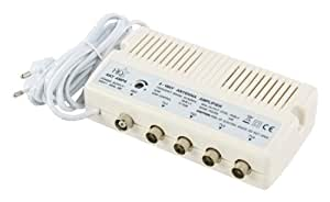 HQ 4 Way Antenna Amplifier
