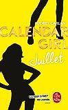 juillet calendar girl tome 7