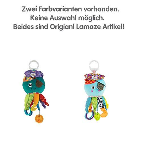 Lamaze Captain Calamari - Clip On Pram and Pushchair Newborn Baby Toy Octopus - Suitable from Birth - LC27068 \u003c 0796714270685 \u003c 5055675812910 - tibs  sc 1 st  tibs & Lamaze Captain Calamari - Clip On Pram and Pushchair Newborn Baby ...