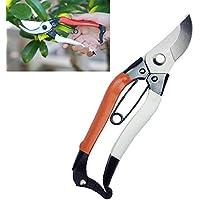 Bluelover Giardinaggio in acciaio Scissor albero fiore