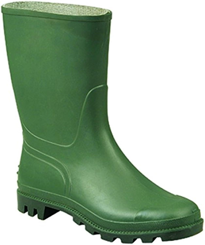 Vigor - 5434043 botas de talón, pvc, el número 43