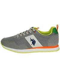 5bbe48937a Amazon.it: U.S.POLO ASSN. - Sneaker / Scarpe da uomo: Scarpe e borse