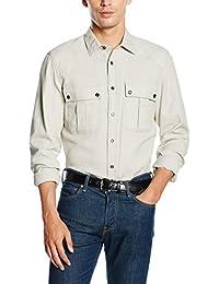 Belstaff Camisa Casual Bingley Cemento 39 cm
