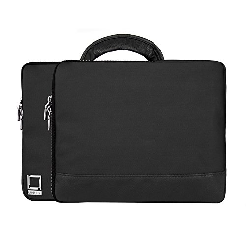 HP Spectre/Pavilion/EliteBook/Envy 30,5 cm 33 cm Laptop Tasche Touch Bildschirm Brief Fall Tablet Fall schwarz schwarz 33 cm (13 Zoll) (Tasche Executive Brief)