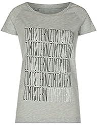 Zimtstern Damen T-Shirt TSW Multitudes