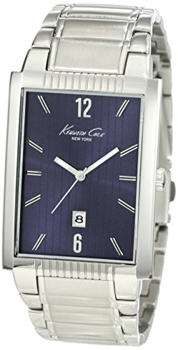 kenneth-cole-mens-quartz-watch-with-blue-dial-analogue-display-and-silver-stainless-steel-bracelet-k
