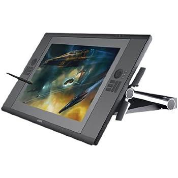"""Wacom Cintiq 24HD touch - DTH-2400 - Display Interattivo con penna e multi-touch 24""""  - massima ergonomia - Adobe RGB 96%"""