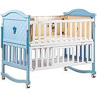 Babybett Babybett Massivholz Kinderbett Bett Multifunktions Kinderbett Bett Spleißen preisvergleich bei kleinkindspielzeugpreise.eu