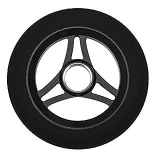 Aztek Trilogy Stunt Scooter Wheel 110mm Black (paar)