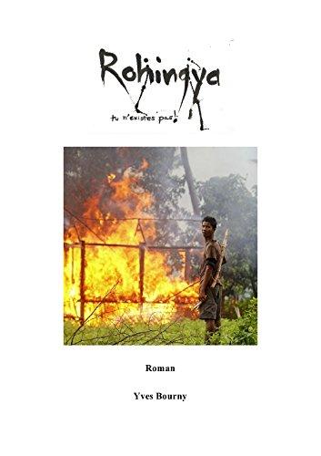 Couverture du livre Rohingya tu n'existes pas!: Le genocide lent des musulmans de Birmanie