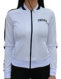 Converse Women Sweatshirts White 7402A02
