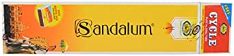 Cycle Sandalum Economy Agarbatti (122g)