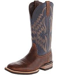 Ariat Womens Terrain H20 Zip Short Riding Boots Marron
