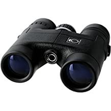 K&F Concept Jumelles 8X32 HD Binoculaire idéal pour Golf, Chasse, Pêche, Camping, Randonnée, Escalade, Observation des oiseaux antichoc noir