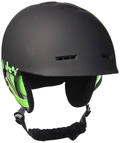 Quiksilver Fusion Casque de Ski/Snowboard Homme, Vert, Taille