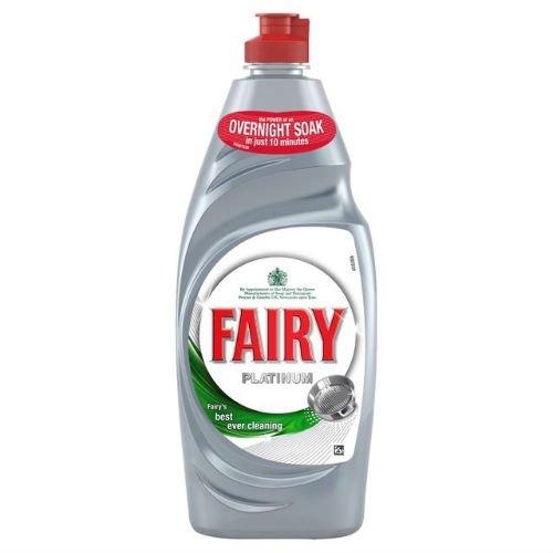 Fairy Platinum Spülmittel Original 625ml Fall von 6