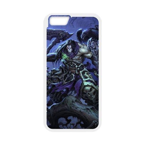Darksiders coque iPhone 6 4.7 Inch Housse Blanc téléphone portable couverture de cas coque EBDXJKNBO14807
