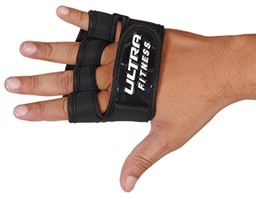 Ultra Fitnessâ® Grip – Weight Lifting Gloves