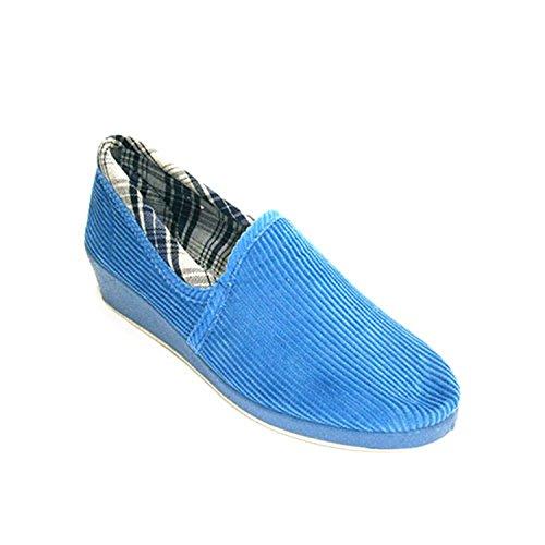 Salemera Schuhe mit Gummi auf der Seiten-Keil weiß größe 40 M5nasv