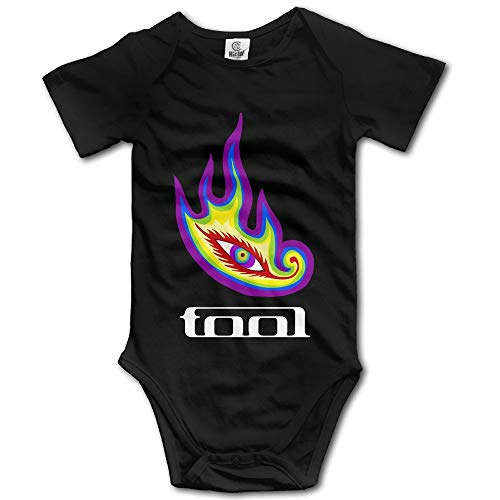 Lovely Tool Rock Band Logo Baby Newborn Clothing Onesies 18 Months Rock Band-baby Onesies