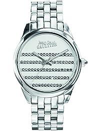 Reloj mujer JEAN PAUL GAULTIER–Navy–Pulsera acero–37mm–8502404