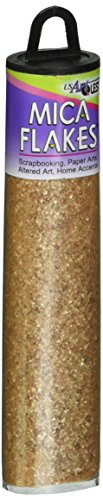 uns-artquest-1oz-klein-mica-flakes-gold