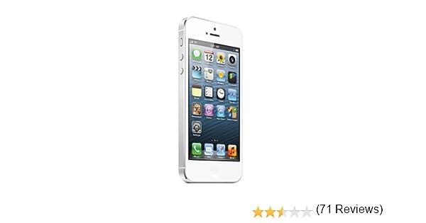 6070d675c152 Apple iPhone 5 Smartphone débloqué 3G (4 pouces - 16 Go  Amazon.fr   High-tech