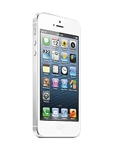Apple iPhone 5, Display 4 Pollici, Connettività Edge, GPRS, HSDPA, HSUPA, Wi-Fi, Bluetooth, Colore Bianco