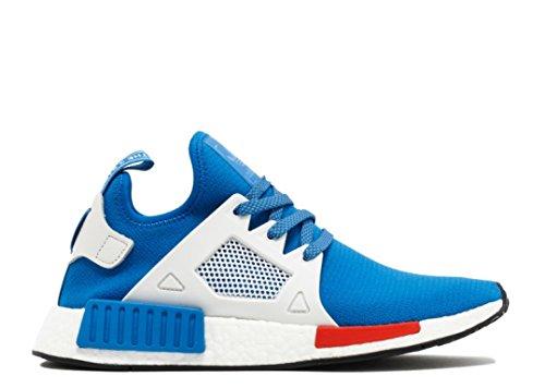Adidas Originals NMD_XR1 da uomo da corsa Scarpe da tennis Blue Red White CG3092