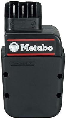Metabo Akku-Pack 1,7Ah 12 V von Metabo