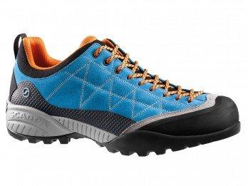 Scarpa Zen Pro Scarpe avvicinamento 42,5 azure/orange