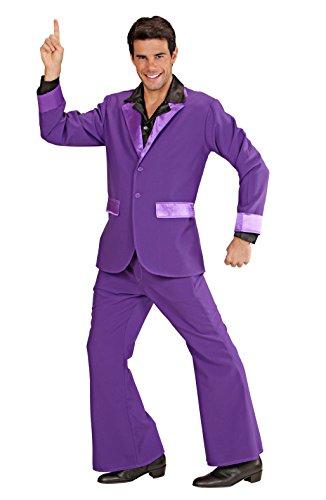 Disco Kostüme Fancy Dress Fever (Widmann 74861 - Erwachsenenkostüm Partyanzug,)