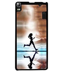 PrintVisa Designer Back Case Cover for Lenovo K3 Note :: Lenovo A7000 Turbo (Run Work Out)