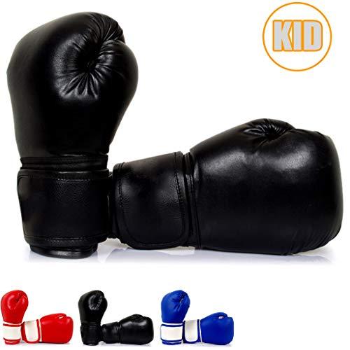DIMPLEYA Guantes De Boxeo Niños Kickboxing Gloves