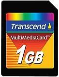 Transcend 1GB MULTIMEDIA CARD - Transcend Flashspeicher Multimedia Card (MMC)
