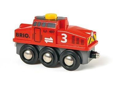 Brio 33236 - Locomotora de maniobras de Brio