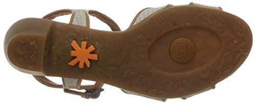 Art Ipanema 727, Escarpins femme Multicolore (Bone Caramel)