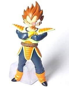 Dragon Ball Z Figurine - Gashapon HG L'invasion des Saiyans - Vegeta 1ère apparition TV