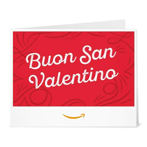 Buono Regalo Amazon.it - Stampa - Buon San Valentino