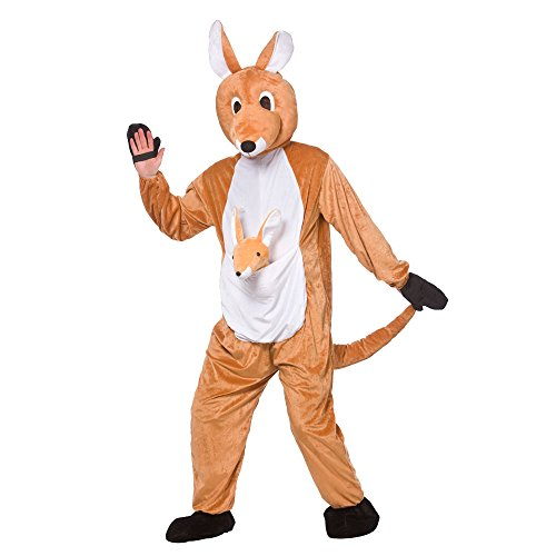 Mascot - Kangaroo (Känguru Kostüm Maskottchen)